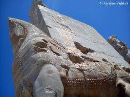 Entrada Persepolis Iran