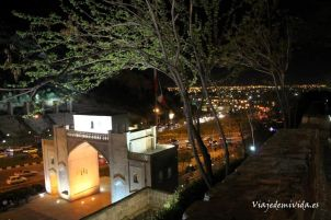 Qu'ran Gate Shiraz Iran