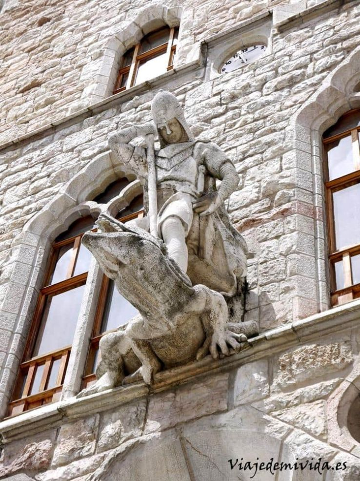 Casa Botines León España
