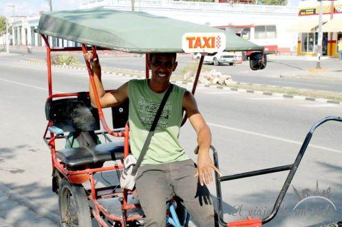 Bicitaxi Cuba