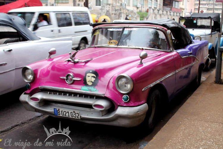 Coches Antiguos Cuba