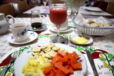 Desayuno Cuba