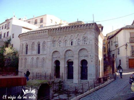 Mezquita del Cristo de la Luz Toledo España