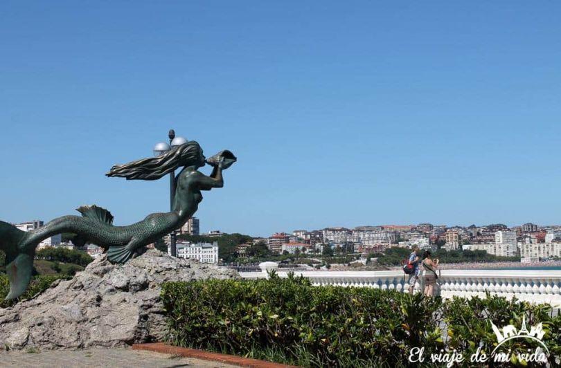Sirena Sardinero Santander Cantabria