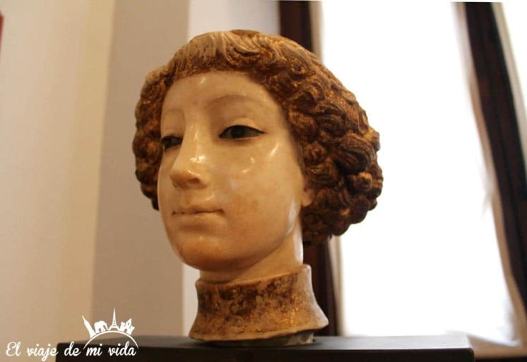 Museo Regionale Abatellis Palermo Sicilia