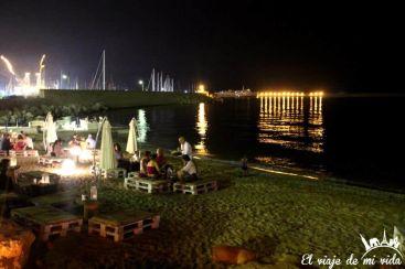 Playa Puerto Palermo Sicilia