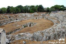 Anfiteatro Griego Siracusa Sicilia
