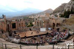 Anfiteatro Taormina Sicilia