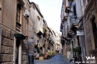 Calles Ortigia Siracusa Sicilia