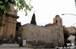 Iglesia de San Juan de los Eremitas Palermo Sicilia