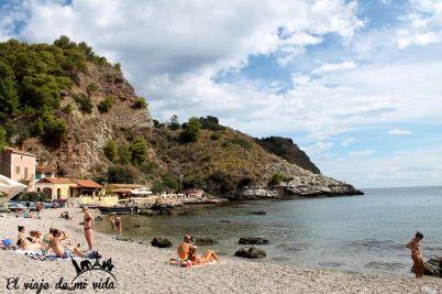 Playa Taormina Sicilia