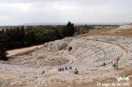 Teatro Griego Siracusa