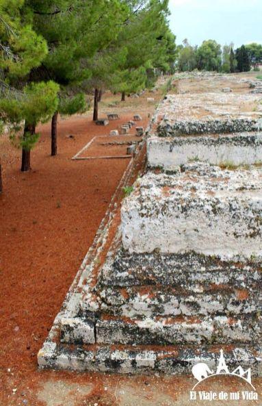 El Parque arqueólogico de Neapolis