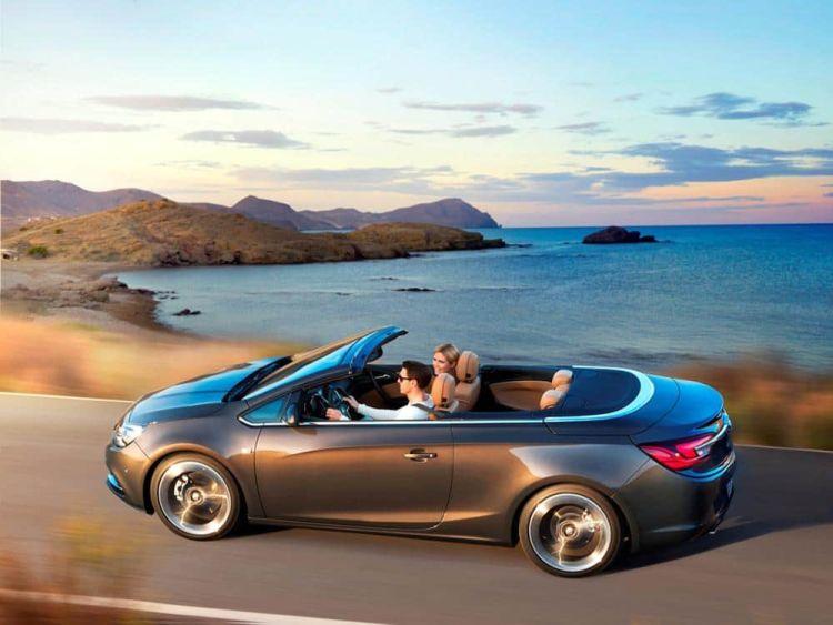 Alquiler coches vacaciones