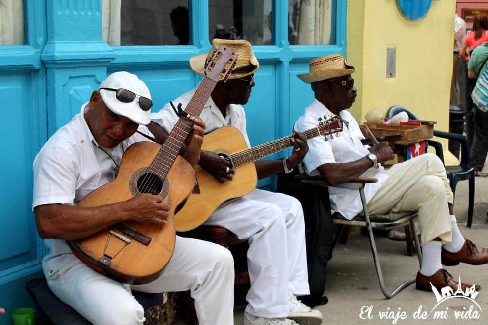 Musica Callejera La Habana Cuba
