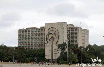 Plaza Revolución La Habana Cuba