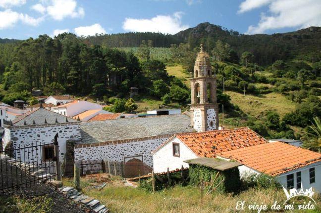 San Andrés de Teixido Galicia