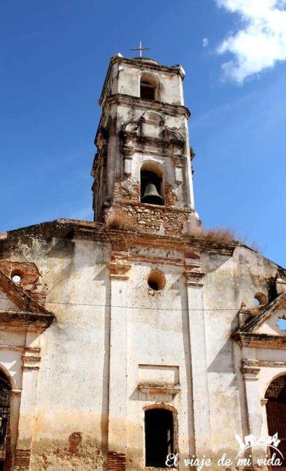 Iglesia de Santa Ana Trinidad Cuba