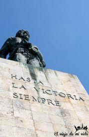 Mausoleo Che Santa Clara Cuba