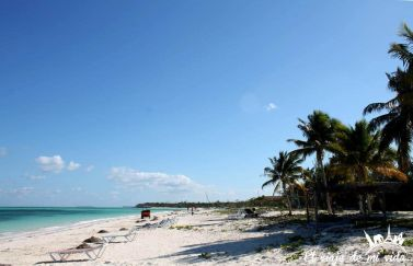 Playa Cayo Levisa Cuba