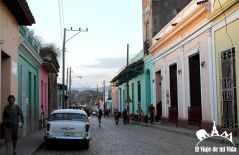 Las calles de Trinidad