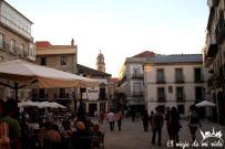 Plaza Constitucion Vigo Galicia