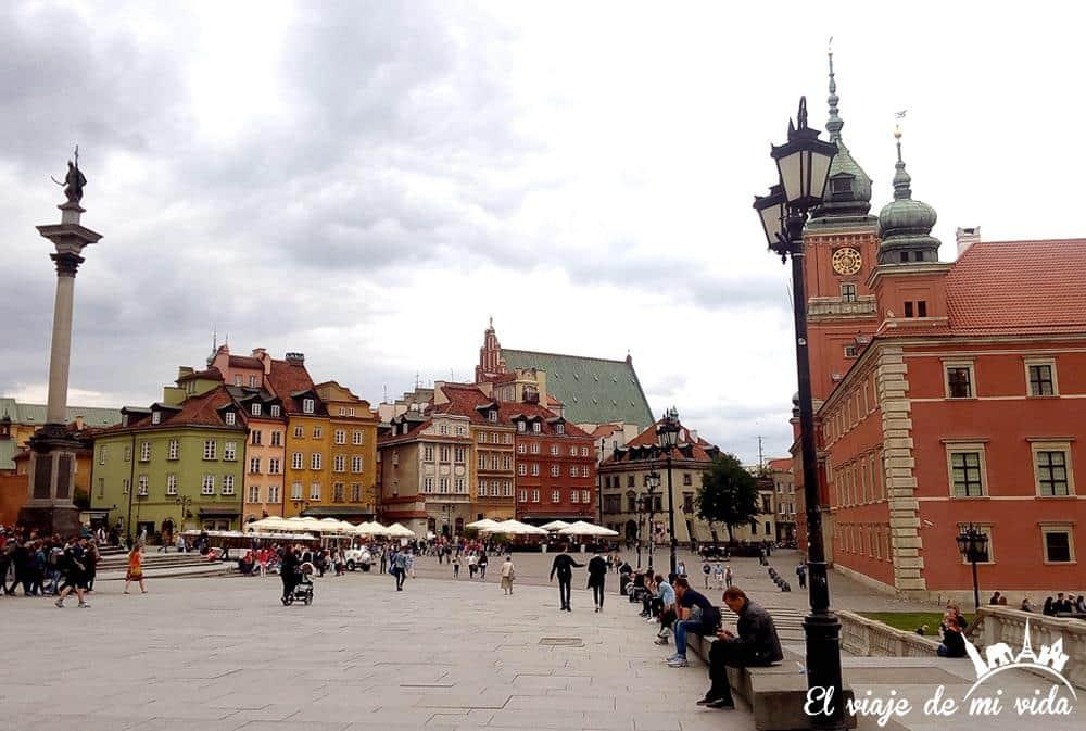 Recomendaciones Para Viajar A Varsovia El Viaje De Mi Vida