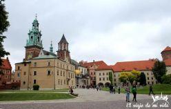 Castillo de Cracovia, Polonia
