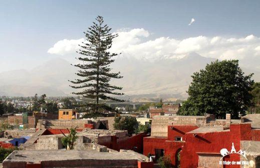 Vistas sobre Arequipa