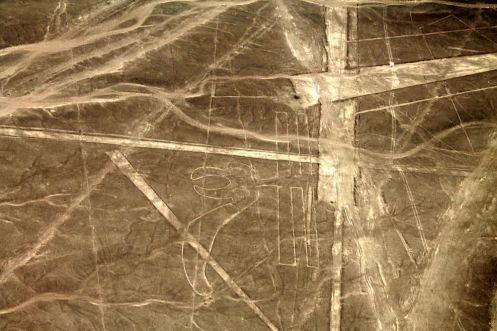 Sobrevuelo sobre las líneas de Nazca, Perú