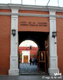 Museo Santuarios Andinos en Arequipa