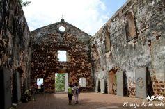 La Iglesia de Saint John en Malaca