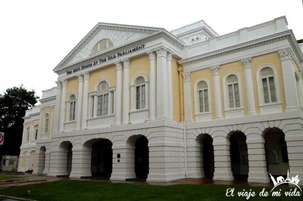 Parlamento Viejo de Singapur