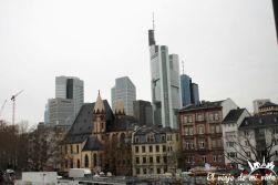 Frankfurt en Alemania