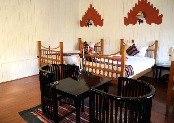 Manaw Thukha Hotel en Nyaung Shwe
