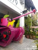 Galerías de arte al aire libre en Penang