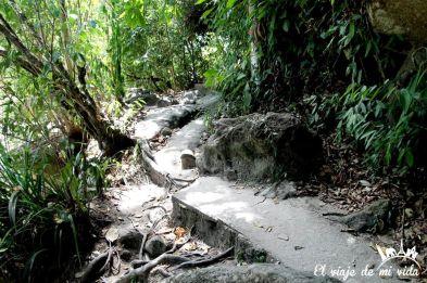 Parque nacional de Penang