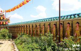 Templo Kek Lo Si en Penang