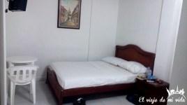 Habitación de hotel en Bocagrande