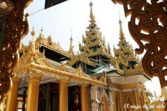 Pagoda Shwedagon, Rangún, Myanmar