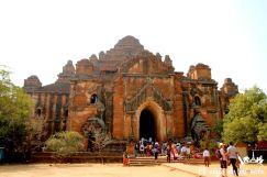 El templo de Dhammayan Gyi