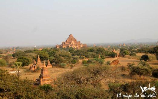 Templos desde arriba