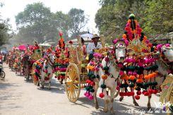 Celebraciones en Birmania