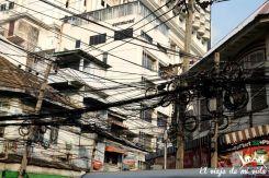 "Las ""elegantes"" calles de Bangkok"