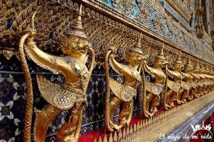 Oro y más oro en el gran palacio