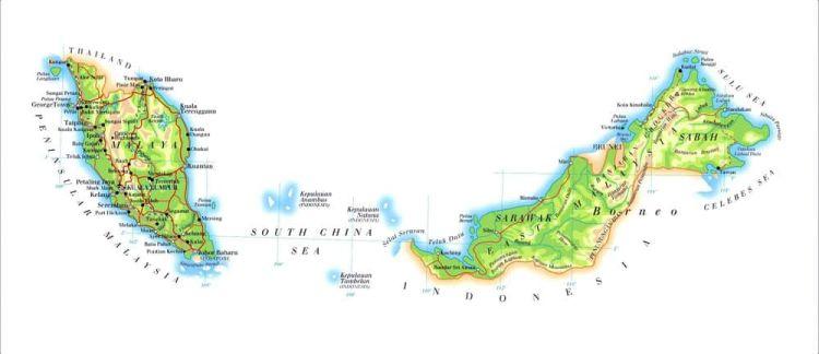 mapa-malasia