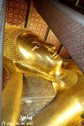 El enorme Buda reclinado