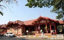La vieja estación de tren de Hua Hin