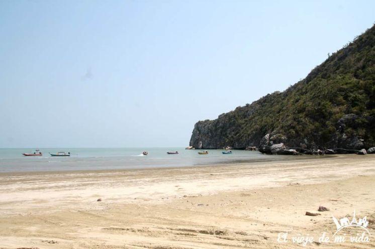 Khao Kalok Beach para mí sola