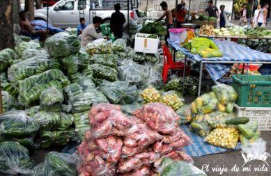 Mercados de Phuket Town, Tailandia